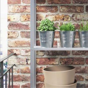 IKEA Socker Plant pot